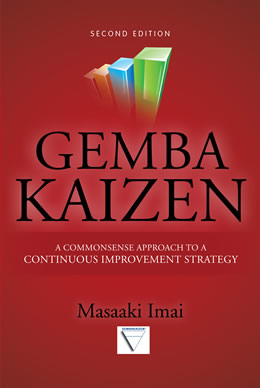 gemba kaizen case study Case study – kaizen blitz – unleashing the storm of empowerment here is how they are defined by masaaki imai in gemba kaizen.