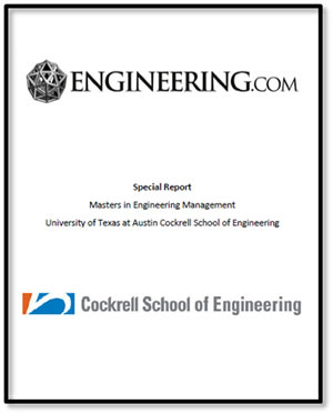 Masters in Engineering Management  - University of Texas