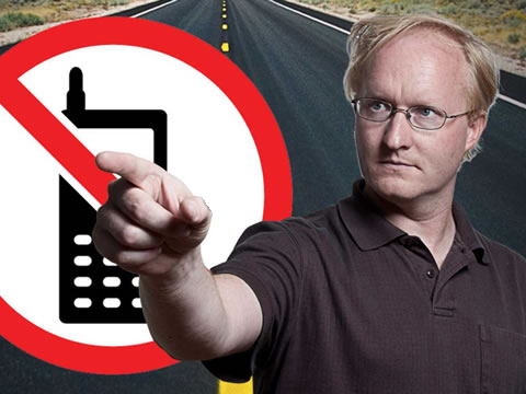 The Ben Heck Show: Teenage Driver Texting Prevention Device - Part 1