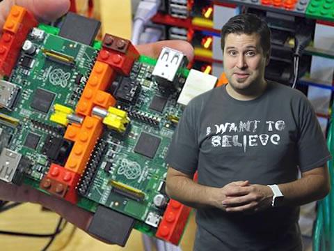TWIE 120: LEGO Supercomputer