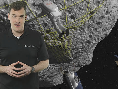 TWIE 142: Asteroid Capture