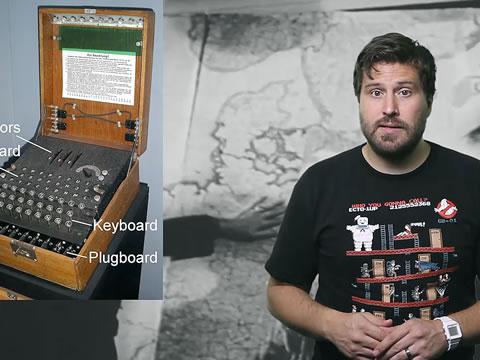 TWIE 152: Quantum Enigma Machine