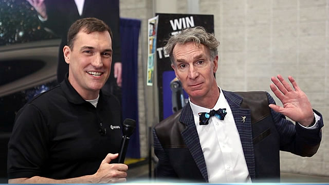 Bill Nye Explains How to Bring Mars Samples Home