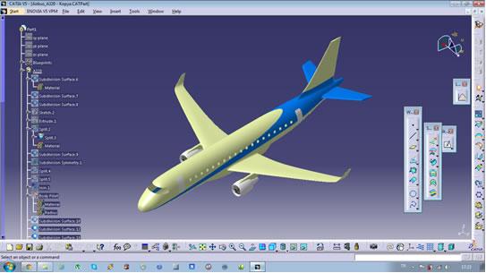 Fighter Jet Design Software