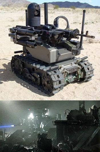 Robots on the Battlefield > ENGINEERING com