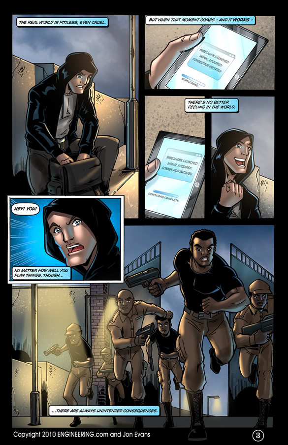 The Coder - Page 3
