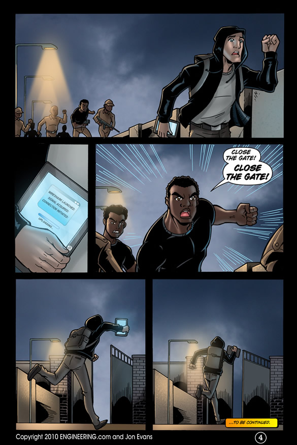 The Coder - Page 4