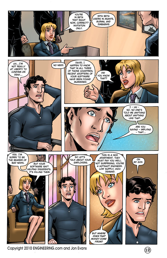 The Coder - Page 12