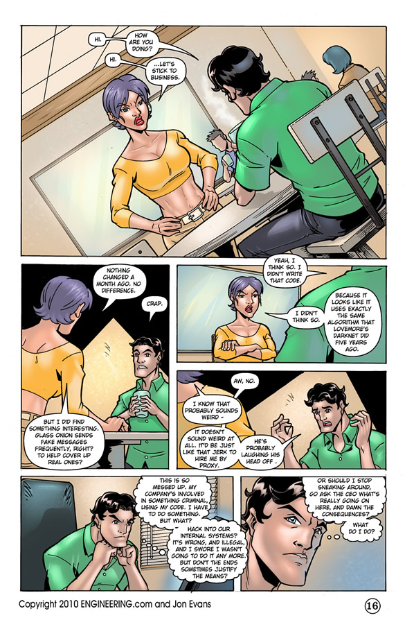 The Coder - Page 16