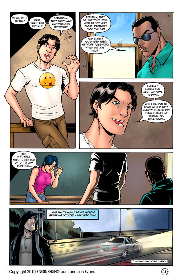 The Coder - Page 40